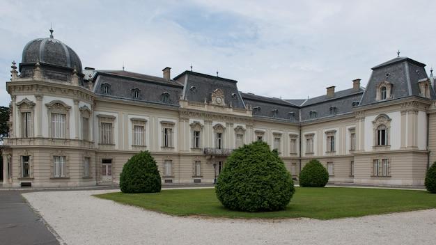 Palacio de festetics Foto Premium