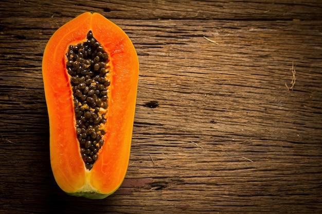 Papaya Foto Premium