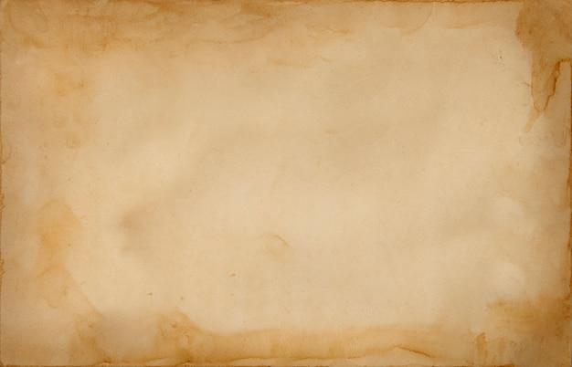 Papel de papiro marrón Foto gratis