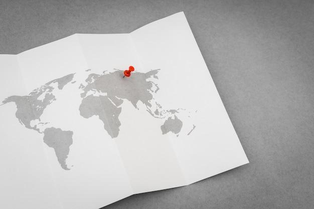Papel pintado de papel mapa naci n geograf a descargar - Papel pintado mapa ...