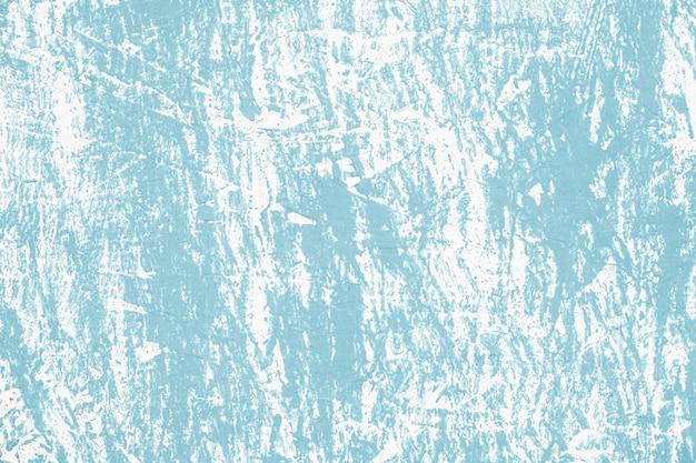Pared azul vintage con rasguños Foto gratis