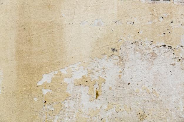 Pared de cemento rugoso con pintura Foto gratis