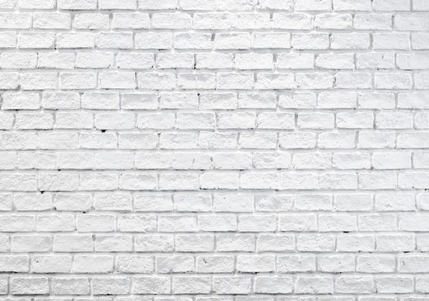 Pared de ladrillo blanco brumoso para fondo o textura - Pared ladrillo blanco ...