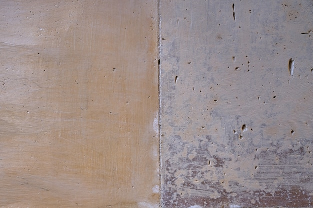 Pared pintada de ladrillo vintage como fondo. Foto Premium