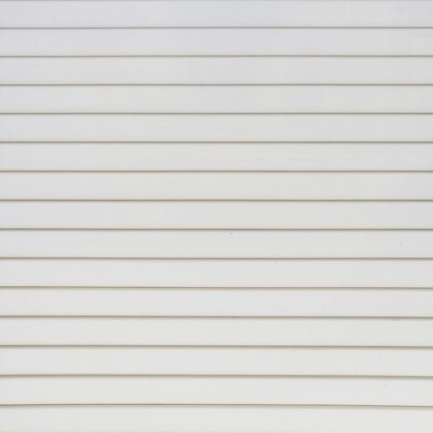Pared de rayas blancas Foto gratis