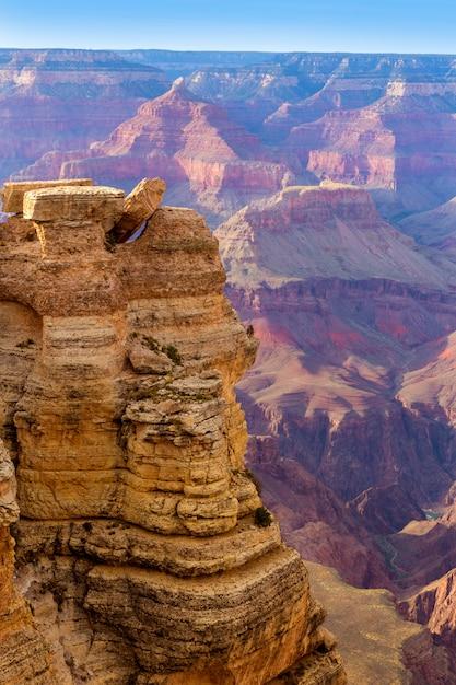 Parque nacional del gran cañón de arizona Foto Premium