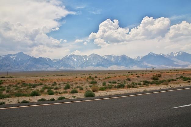Parque nacional de yosemite en california, ee. uu. Foto Premium