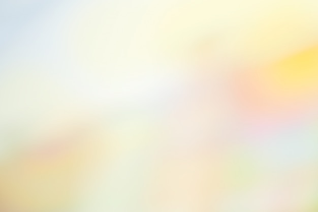 Pastel bokeh backgroud Foto Premium