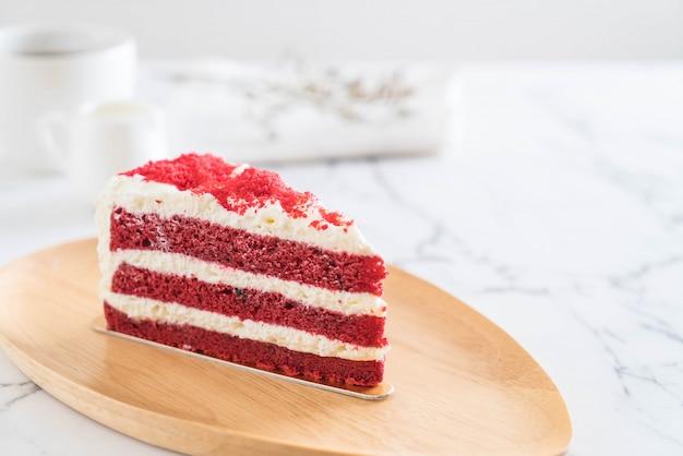 Pastel de terciopelo rojo | Descargar Fotos premium