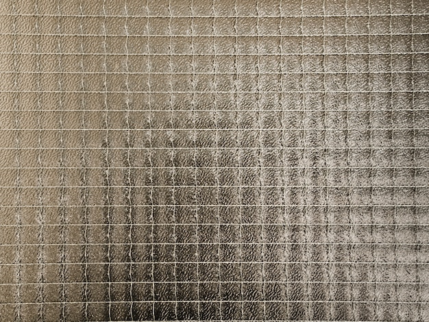 Patrón geométrico de fondo con textura de vidrio Foto gratis