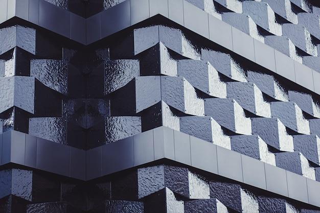 Patrón de pared arquitectónica Foto Premium