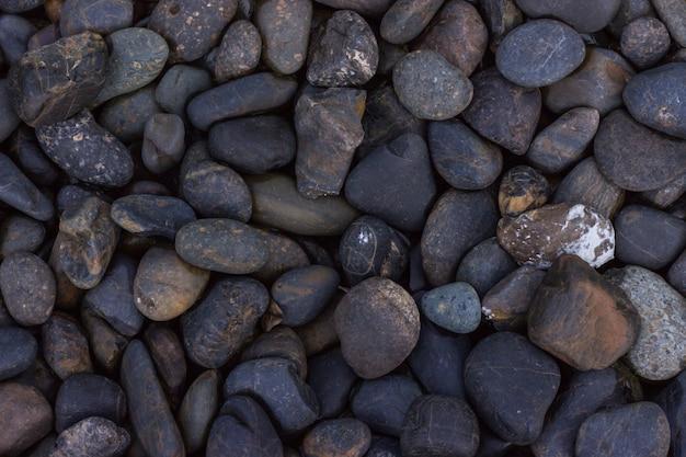 Piedra de r o para la decoraci n en el jard n y el hogar for Piedras de rio para jardin