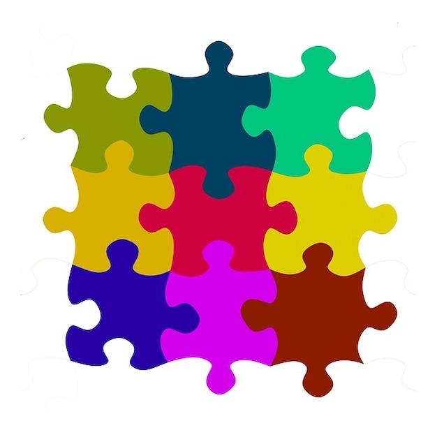 Pieza Juego De Puzzle Rompecabezas Reconstruyendo Descargar Fotos