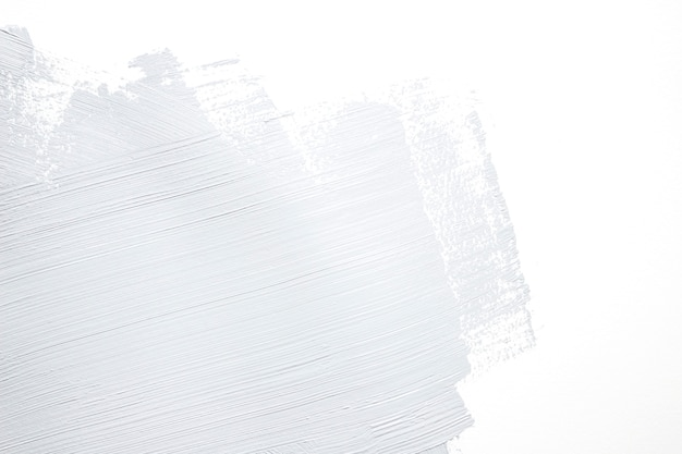 Pincelada gris en la pared Foto gratis
