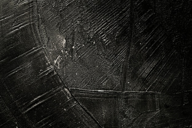 Pintura negra rayada de textura de madera Foto gratis