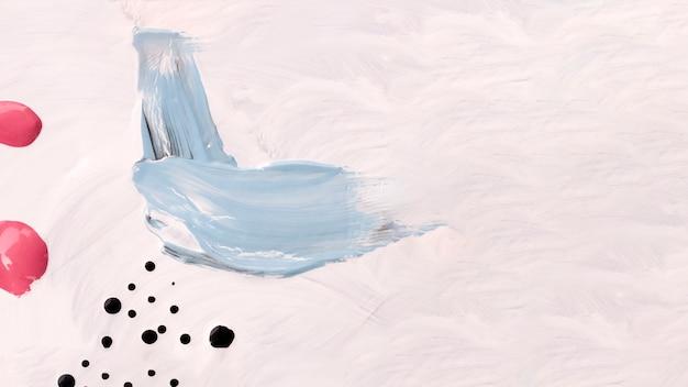Pintura pálida con espacio de copia. Foto gratis