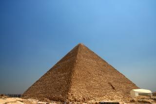 Egipcias Piramides Pirámide Egipcia