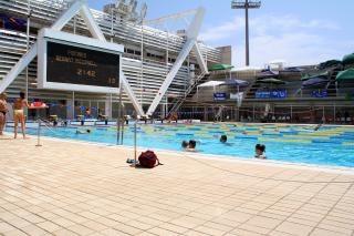 Piscina ol mpica barcelona espa a descargar fotos gratis for Piscina olimpica barcelona