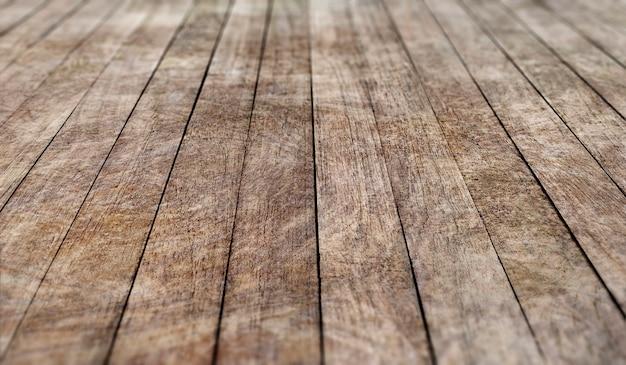 Piso de madera viejo Foto gratis