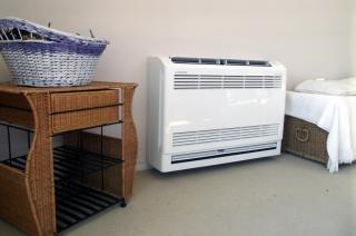 Piso mitsubishi consola bomba de calor Foto gratis