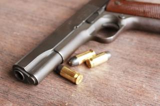 Pistola y las balas, el crimen   Descargar Fotos gratis