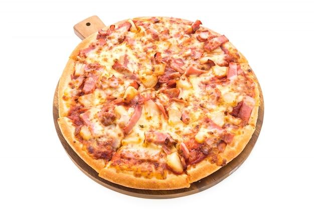 Pizza hawaiana Foto gratis