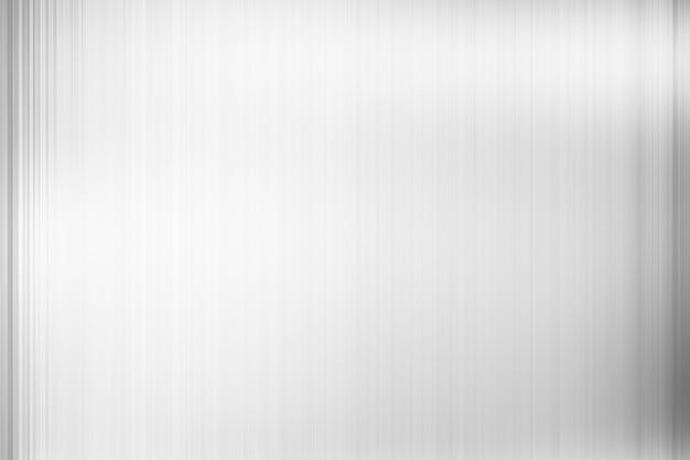 Placa de metal blanco de la pared Foto Premium