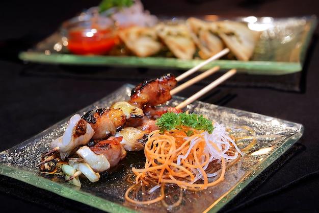 platos de comida gourmet descargar fotos gratis