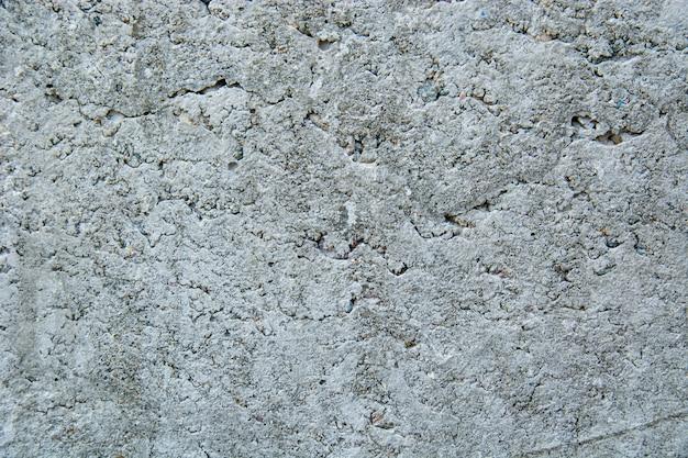 Primer disparo de pared sucia naturalmente resistida con restos de pintura al óleo sobre mármol Foto gratis