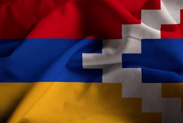 https://image.freepik.com/foto-gratis/primer-plano-bandera-nagorno-karabakh-volantes-bandera-nagorno-karabakh-soplando-viento_6724-842.jpg