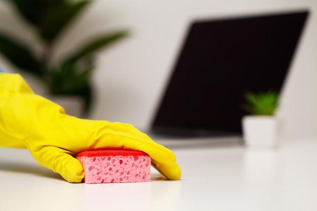 mantenimiento de empresa escritorio