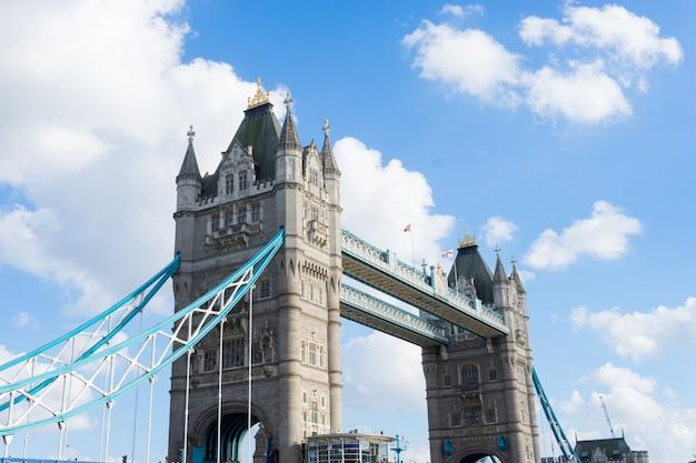 Puente de la torre, londres, reino unido Foto Premium