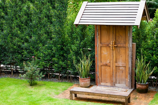 Puertas jardin madera interesting intermas nortene puerta for Puertas jardin madera