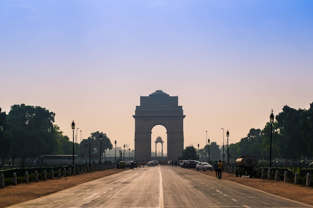 Puerta de la india Foto Premium