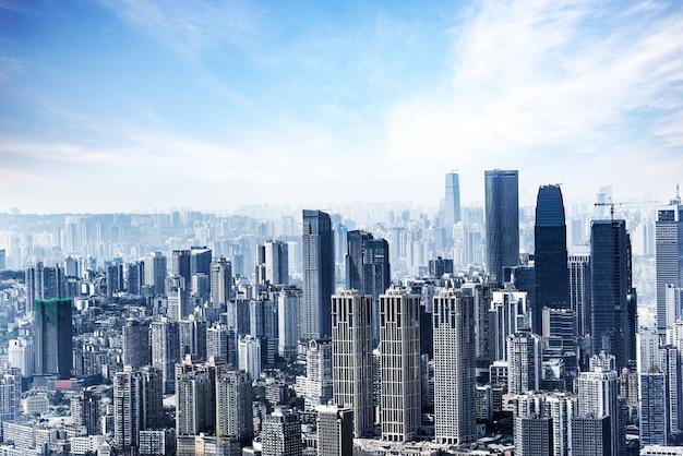 El rascacielos Foto gratis