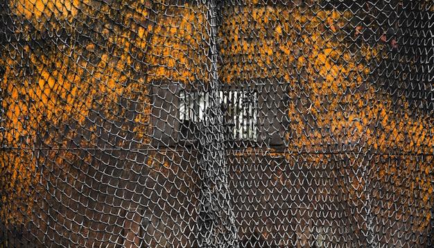 Red de pesca negro Foto Premium