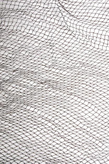 Red de pesca tradicional Foto Premium