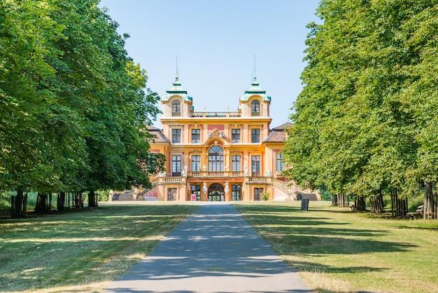 Residencia de verano de los reyes, ludwigsburg, baden-wurttemberg, sur de alemania Foto Premium