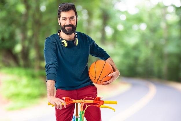 Salud retrato natural bicicleta adulto | Descargar Fotos gratis