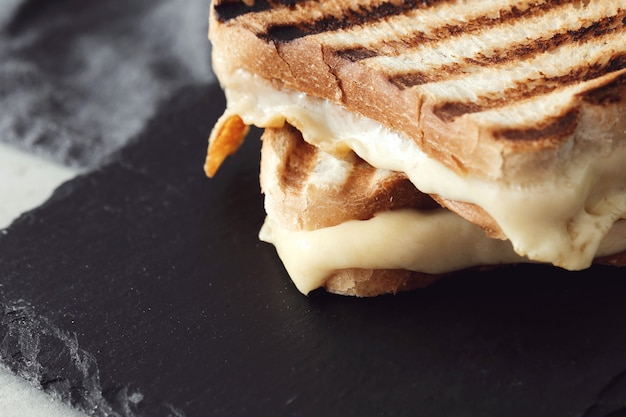 Sándwich de queso Foto gratis