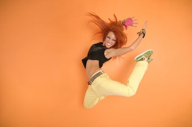 Serie de baile Foto gratis