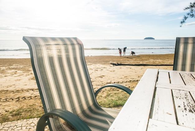 Silla en la playa descargar fotos gratis - Silla para la playa ...