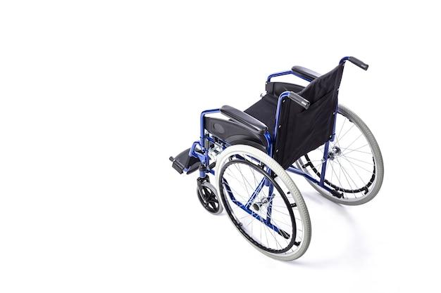 Silla de ruedas para discapacitados Foto Premium