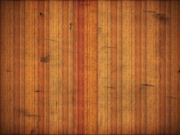 Suelo de parquet de madera estropeado Foto gratis
