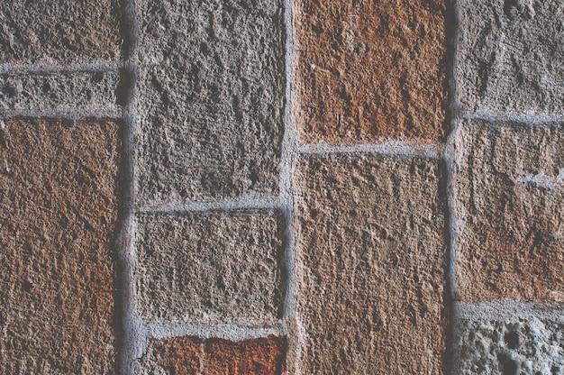 Superficie con bloques de piedra Foto gratis