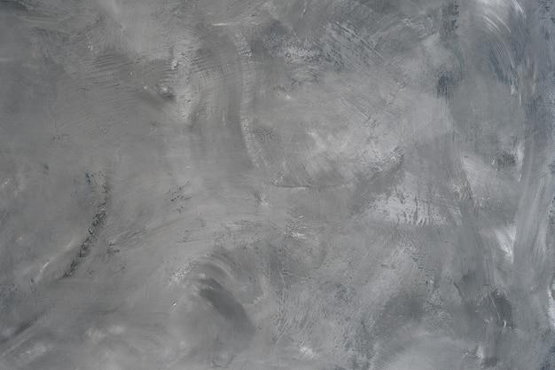 Superficie texturizada gris sobre base de cemento y hormigón Foto gratis