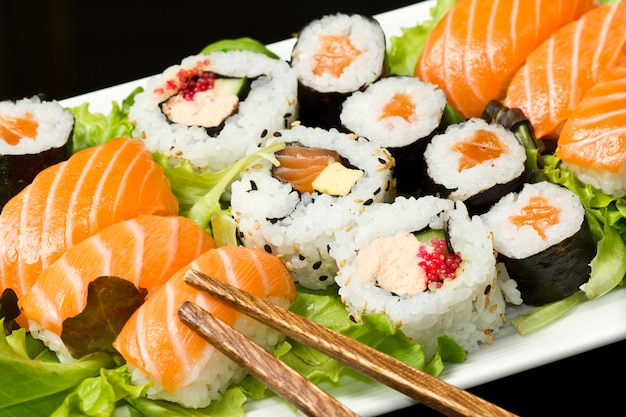 Sushi Foto Premium