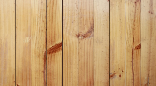 Tableros de paleta de madera vintage de fondo de la tabla. Foto Premium