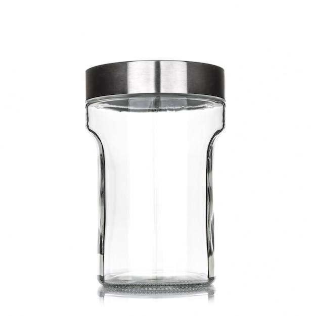 Tarro de vidrio con tapa met lica descargar fotos gratis - Tarro cristal con tapa ...