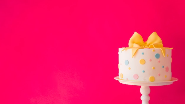 Tarta de cumpleaños Foto gratis